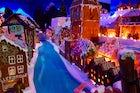 Gingerbread city Bergen
