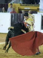 Olivenza's bullfighting fair