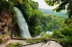 Edessa's waterfalls