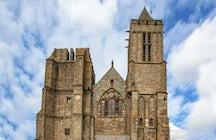 The Saint-Samson Cathedral, Dol-de-Bretagne