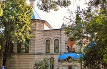Saint Teodora de la Sihla Church, Chisinau