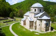 Gradac Monastery, Stara Raska