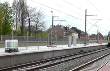Veltem station
