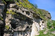 Tsypovo Rocky Monastery, Moldova