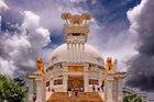 Dhauligiri Hill, Bhubaneswar, Odisha