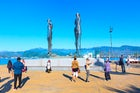 Ali & Nino Sculpture, Batumi