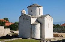 Church of the Holy Cross, Nin