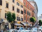Via Ottaviano Roma