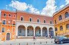 San Pietro in Vincoli Church, Rome