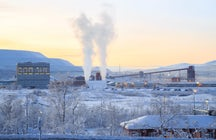 Guided Tour of the Mine in Kiruna