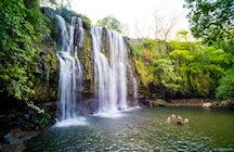 Llanos de Cortes waterfall, Costa Rica