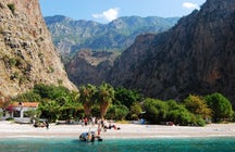 Take a Boat Trip from Olu Deniz, Turkey