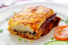 The legendary Moussakas