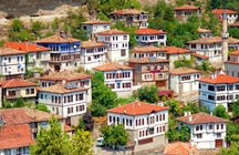 Visit city of Safranbolu