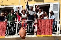 Easter in Corfu