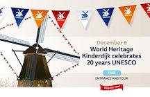 Werelderfgoed Kinderdijk / World Heritage Kinderdijk
