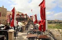 Fontanella Tea Garden, Mdina