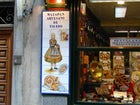 Buy Mazapan candies in the traditional Pasteleria de Santo Tome