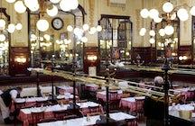 The Bouillon Chartier, Paris