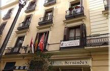 Casa Castilla la Mancha en Madrid