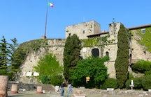 San Giusto Castle in Trieste