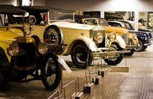 Museum of Automotive History in Salamanca