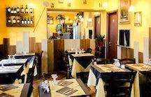 Restaurant: Rifugio Romano