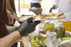 Visit the food tasting festival in Caceres