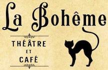 La Bohême Театр и кафе