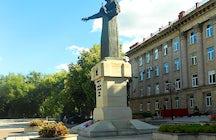 Stefan cel Mare monument, Balti