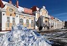 Molodechno Railway Station, Belarus