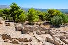 The site of Phaistos