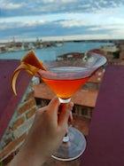 Skyline Rooftop Bar, Venice