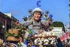 The carnival of Putignano