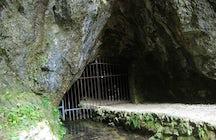 Hell Cave (Jama Pekel), Slovenia