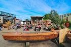 Café de Ceuvel: The Sun-Bathing Rehab in Amsterdam
