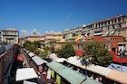 Market Cours Saleya in Nice