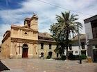 Benimaclet, Plaza de la Iglesia