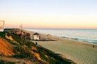 Praia do Garrão Nascente
