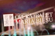 Teatrul National de Opera si Balet Maria Biesu