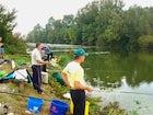 Sport fishing on Bardaca