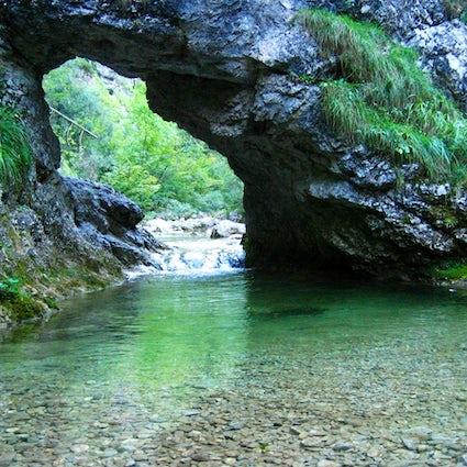 Iška Gorge, Slovenia