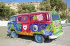 Be hippy in Matala Festival, Crete