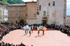 Piazza Grande in Gubbio