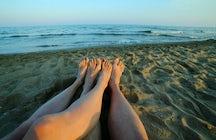 Drakano beach (Faros) in Ikaria