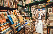 Bookshop Evasions, Brussels
