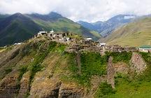 Khinalig, Guba, Azerbaijan