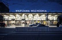 Warsaw East Railway Station
