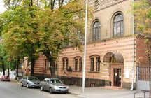 Kiev National I. K. Karpenko-Kary Theatre, Cinema and Television University