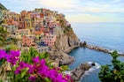 Hiking in Cinque Terre, Italy
